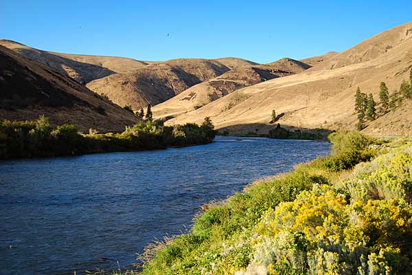 Yakima River Canyon-Beavertail