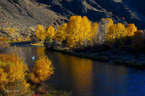 Fall on the Yakima